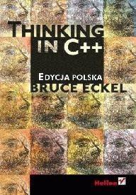 Okładka książki Thinking in C++. Edycja polska