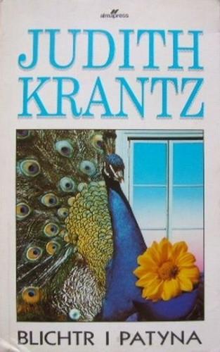 Okładka książki Blichtr i patyna