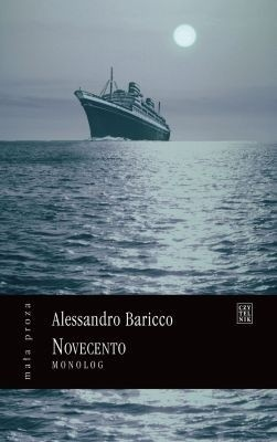 Okładka książki Novecento. Monolog