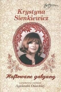 Okładka książki Haftowane gałgany