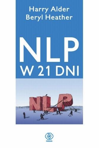 Okładka książki NLP w 21 dni