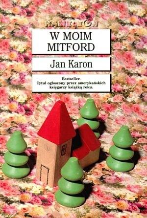 Okładka książki W moim Mitford