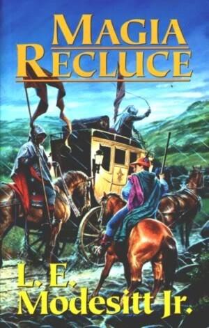 Okładka książki Magia Recluce
