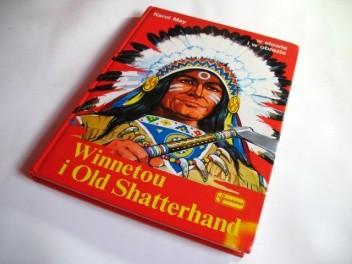 Okładka książki Winnetou i Old Shatterhand