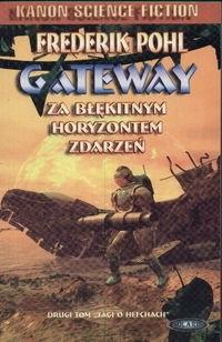 Okładka książki Gateway. Za błękitnym horyzontem zdarzeń