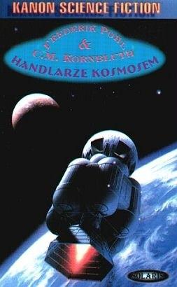 Okładka książki Handlarze kosmosem