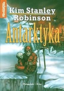 Okładka książki Antarktyka