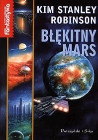 Okładka książki Błękitny Mars