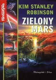 Okładka książki Zielony Mars