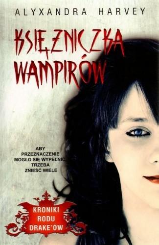 Okładka książki Księżniczka wampirów
