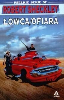 Okładka książki Łowca / Ofiara