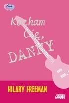Okładka książki Kocham Cię, Danny