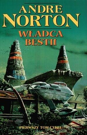 Okładka książki Władca Bestii