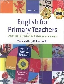 Okładka książki English for Primary Teachers