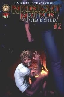 Okładka książki Midnight Nation. Plemię cienia 2