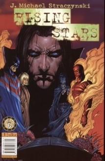 Okładka książki Rising Stars 1