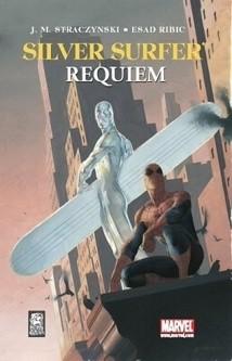 Okładka książki Silver Surfer: Requiem