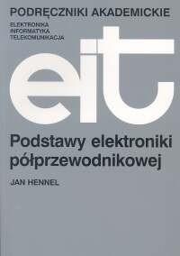 Okładka książki Podstawy elektroniki półprzewodnikowej