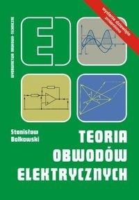 Okładka książki Teoria obwodów elektrycznych