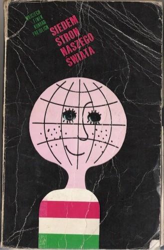 Okładka książki Siedem stron naszego świata