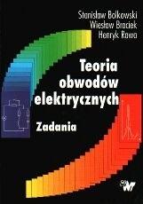 Okładka książki Teoria obwodów elektrycznych. Zadania