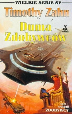 Okładka książki Duma Zdobywców