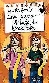 Okładka książki Lisa i Lucia - miłość do kwadratu