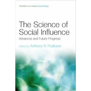 Okładka książki The Science of Social Influence: Advances and Future Progress