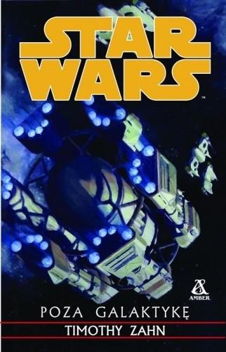 Okładka książki Poza galaktykę