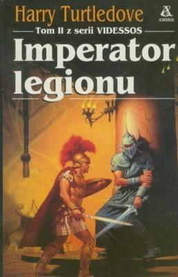 Okładka książki Imperator legionu