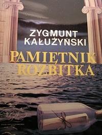 Okładka książki Pamiętnik rozbitka