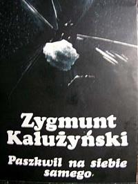 Okładka książki Paszkwil na samego siebie