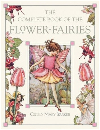 Okładka książki The Complete Book of the Flower Fairies