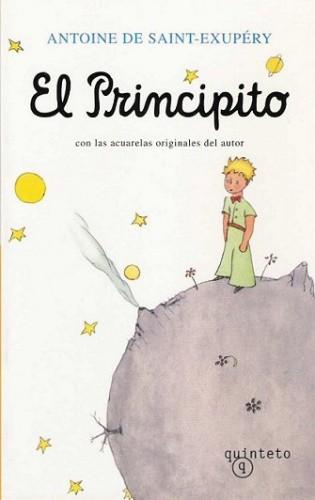 Okładka książki El Principito