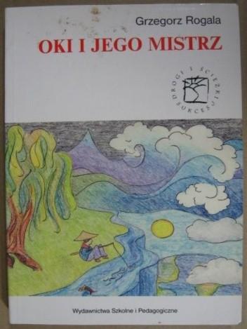 Okładka książki Oki i jego mistrz