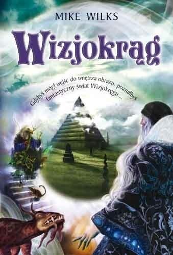 Okładka książki Wizjokrąg