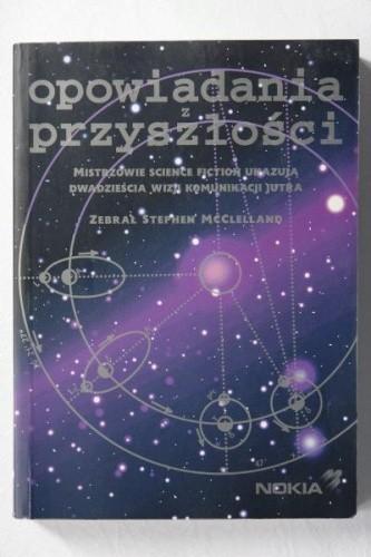 Okładka książki Opowiadania z przyszłości