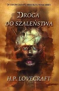 Okładka książki Droga do szaleństwa