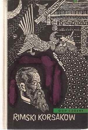 Okładka książki Rimski-Korsakow