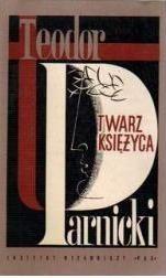 Okładka książki Twarz Księżyca