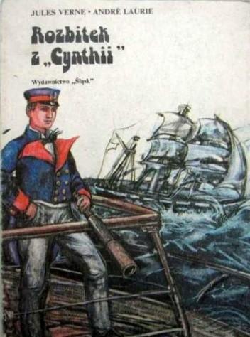 Okładka książki Rozbitek z Cynthii