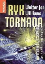 Okładka książki Ryk tornada