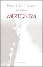 Okładka książki Spotkania z Mertonem.