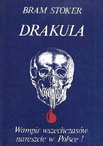 Okładka książki Drakula. Wampir