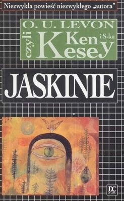 Okładka książki Jaskinie