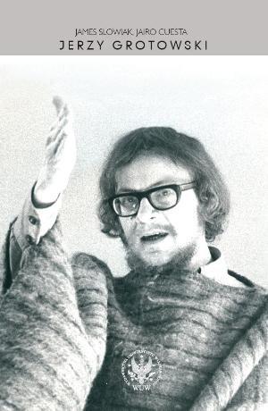 Okładka książki Jerzy Grotowski