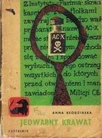 Okładka książki Jedwabny krawat