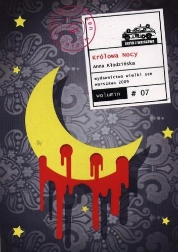 Okładka książki Królowa nocy