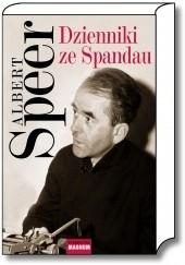 Okładka książki Dzienniki ze Spandau
