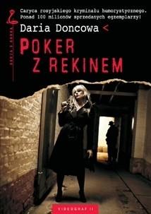 Okładka książki Poker z rekinem